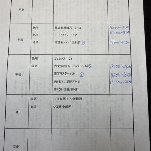 リハビリ開始[浪人94日目]