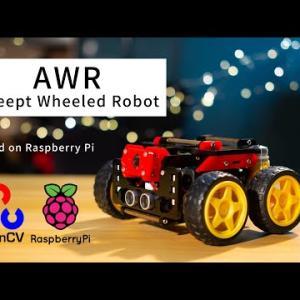 Adeept AWR 4WD組立開始