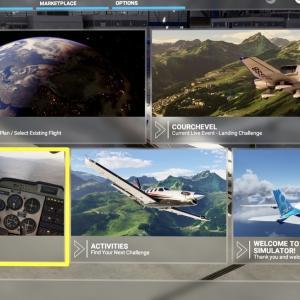 Flight Simulator 2020 こりゃ難しい!