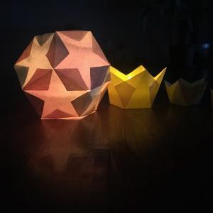 5角形で遊んで迷宮に迷い込む