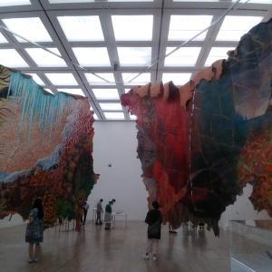 箇条書き美術展めぐり 古典x現代2020 時空を超える日本のアート(新国立美術館)