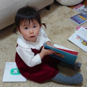 娘の目標は、才色兼備の芦田愛菜ちゃん!