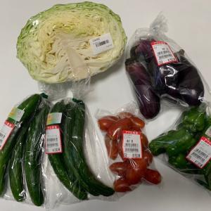 野菜高騰!貴重な野菜を食す簡単料理