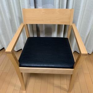椅子が出来上がってきました!