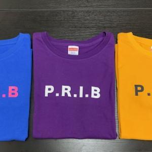 オリジナルデザインTシャツ完成!