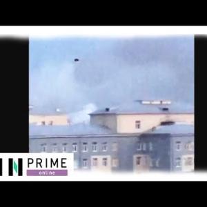 """【ロシア】モスクワの病院火災で""""新型コロナ感染者""""死亡 人工呼吸器の故障が出火原因か・・・"""