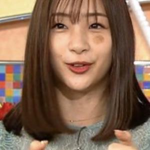 【放送中】土曜スタジオパークの足立梨花の顔がヤバイと話題に「これアザ?」「ヤバい」「誰も触れないのが怖い」と話題に・・