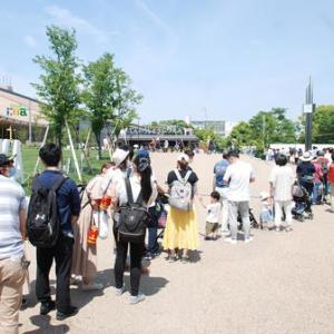 【大阪】天王寺動物園「すごい人…」長蛇の列に入場制限も 大阪市・・・!