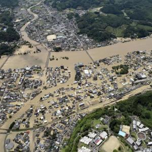 【熊本豪雨】1966年、旧建設省が川辺川ダム計画を発表 しかし民主党政権の前原誠司国土交通相が計画中止・・・