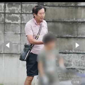 【芸能】写真あり 石田純一 懲りない、マスクなしでバッティングセンター、打席には立たず・・・!