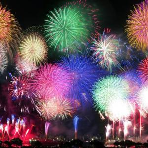【全国】 「全国一斉花火」が今夜8時に打ち上がる。視聴方法や概要は? 2020/07/24 ・・・!