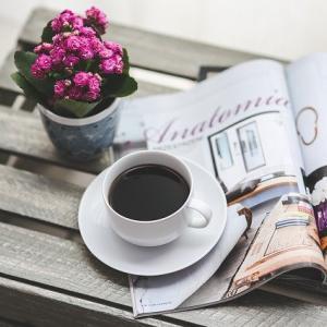 コーヒーを飲んだら、水を2倍飲もう