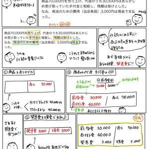 【問題12】売上取引(売上諸掛り)