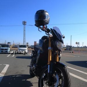 本日のレンタルバイク