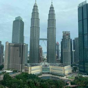 マレーシア移住生活㉖~トレーダーズホテル・クアラルンプール宿泊記①~