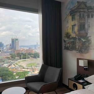 マレーシア移住生活㊶~フォーポント・バイ・シェラトン・クアラルンプール、チャイナタウンに宿泊②~