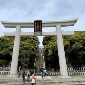 5月3日 北関東観光4日目・・・大洗磯前神社