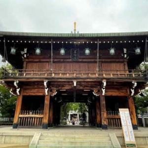 6月26日 大阪観光・・・石切劔前神社