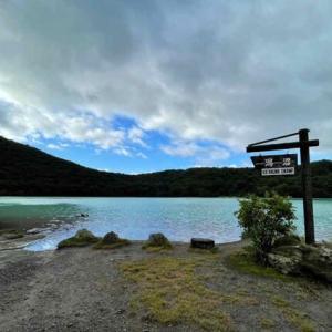 8月11日 東北観光4日目・・・潟沼・鳴子峡