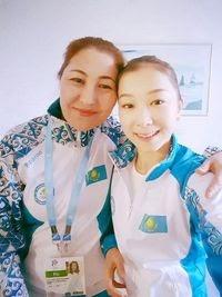 トゥルシンバエワ母 - 生まれつきの椎間板の問題、カザフスタン代表となる不適切な決定、そしてコーチに対する誠実な言葉(2)オーサーとトゥトベリゼ