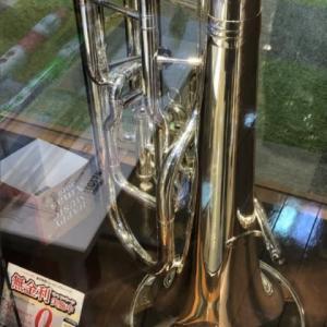 トランペット始末記 その7 管楽器の重さ