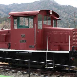 【小型ディーゼル機関車の宝庫】加悦SL広場で保存されているディーゼル機関車 2020/3/29 加悦④