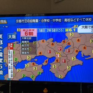 【体験記】大阪府北部地震から2年…