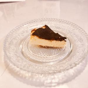 便利なお取り寄せスイーツはこれだ!冷凍バスクチーズケーキ