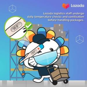 LAZADA Malaysiaが中小企業向けパッケージにRM1000万(約2.5億円)の投資。コロナウィルスによる経済停滞に対する中小企業支援