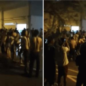 【動画あり】行動制限令違反で外国人労働者62人を一斉逮捕。水掛け祭り(ソンクラン)を開催
