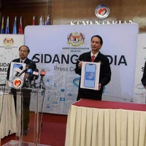 マレーシア政府がコロナウィルス拡大抑止に3アプリをリリース。各アプリの目的と使い方