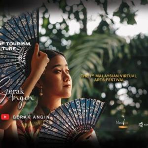 マレーシア舞台芸術のバーチャルフェスティバルを開催  YouTube無料視聴可