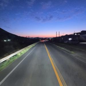 トラック運転手のブログ 4連休最終日も仕事 渋滞少なくよかったぜい