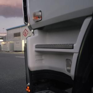 トラック運転手のブログ 今日はいすゞのギガで仕事