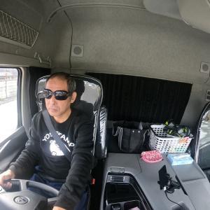 トラック運転手のブログ 本日給料日♪ 広島帰りに欽明路道路で事故渋滞にはまる!