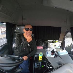 トラック運転手のブログ 坊主で風邪ひきそうだぜ