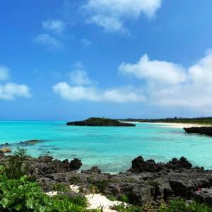 【鳩の湖】与論島の風景紹介 その8 舟倉・大金久海岸