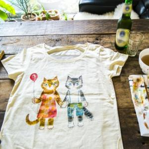 PTA用のTシャツ、新調するなら