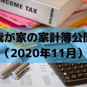我が家の家計簿・最適な支出管理を目指して(2020年11月分実績を公開)