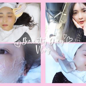 クリニック美容day-月1の美容皮膚科vlog-