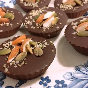 ヴィーガン🌱とろける濃厚生チョコレート