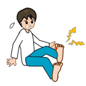 痛風の気配