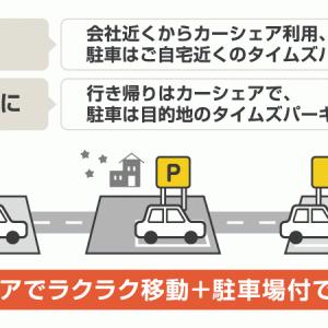 ★【パーク24】株価一時9%安!★カーシェアがイマイチ!!