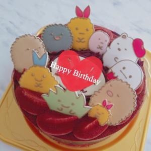 すみっコぐらしのBirthday Cake