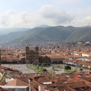 日本からペルー・クスコへの行き方。クスコで泊まった安宿「カサデルインカ」についても紹介。