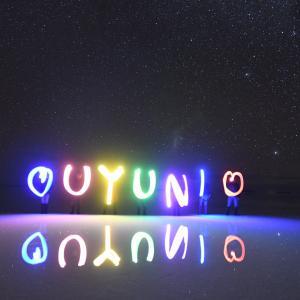 【4日目】ウユニでイチオシのツアーは、2回目の「STARLIGHT+SUNRISE」