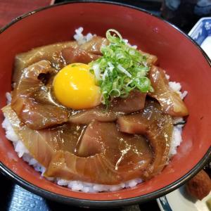 鹿児島・指宿でランチを食べるなら「味処喜作」の鰹丼