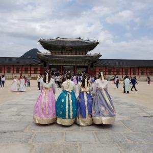 自分の韓国旅行歴を振り返ってみる