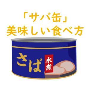 サバ缶の美味しい食べ方(金森式ダイエット)