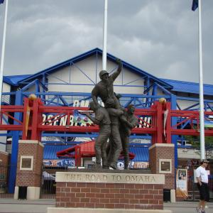 ローゼンブラット・スタジアム(Johnny Rosenblatt Stadium)